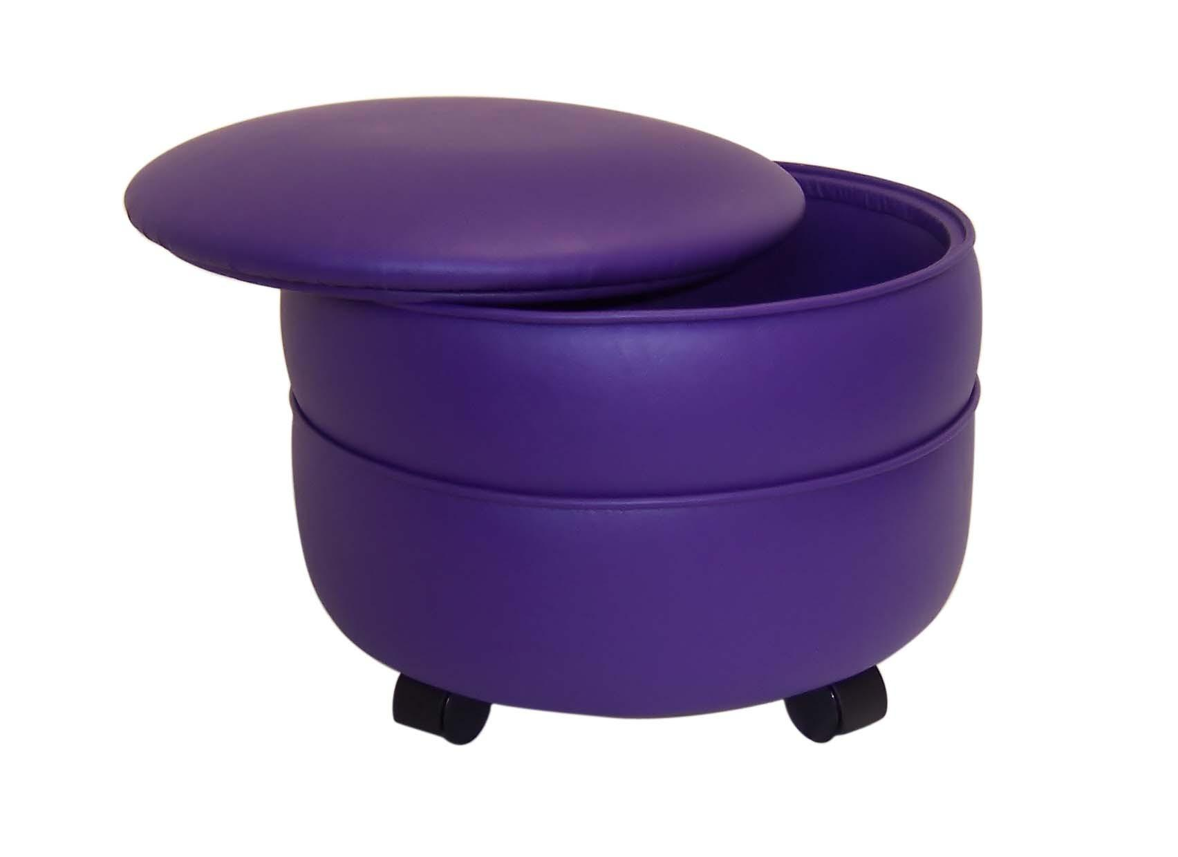 What to Remember When Buying Patio Furniture : Purple Ottoman
